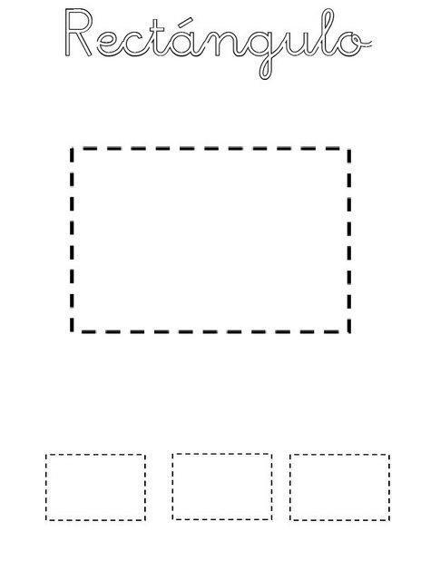 Recursos Para Educacion Infantil Dibujos De Las Forma Figuras Geometricas Para Recortar Figuras Geometricas Para Preescolar Actividades De Figuras Geometricas