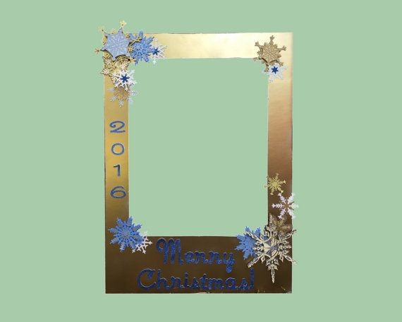 Christmas Giant Frame For Parties Like A Photobooth But Better