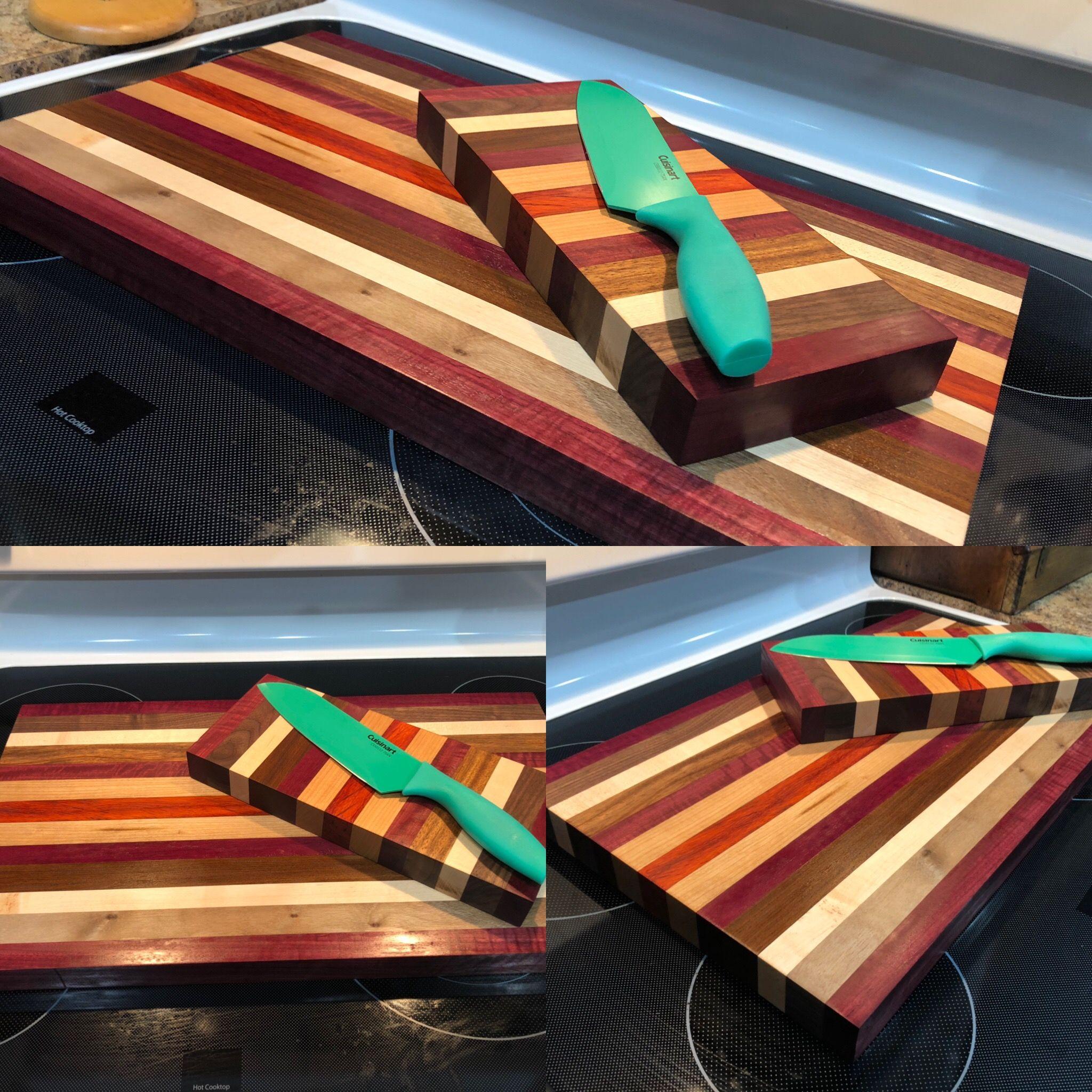 Exotic wood cutting board   Wood cutting, Wood cutting boards