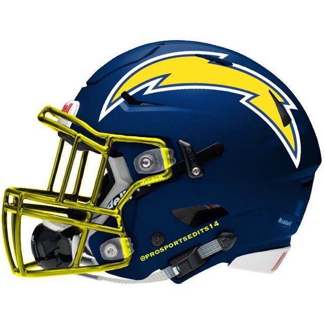 Prosportsedits14 On Instagram San Diego Chargers Sandiego Chargers Sandiegochargers California Chargers Football Football Helmets Cool Football Helmets