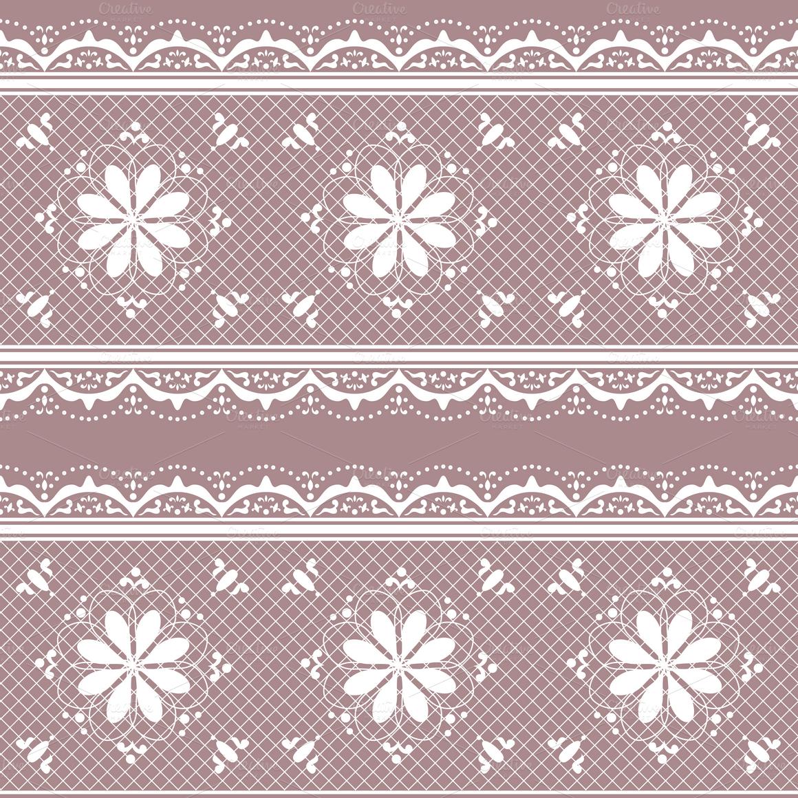 Seamless Lace Patterns Lace Patterns Paper Lace Pattern Paper