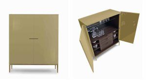 Alivar Porta Tv.Alivar Side Drinks Cabinet Dimensions H 130 Cm 51 2 L W