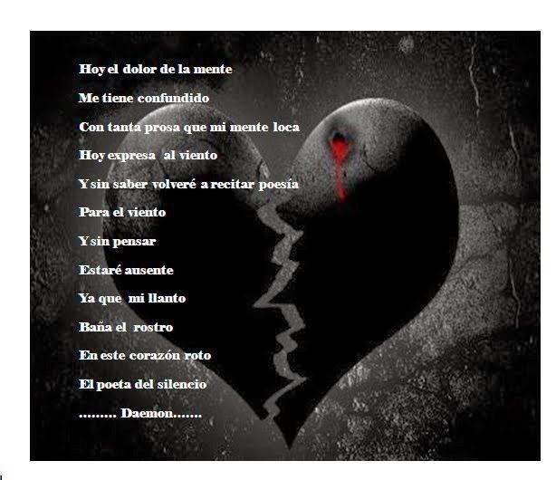 Poemas De Amor Con El Corazon Roto Hunter13 Corazon Roto Corazon Roto Corazones Roto