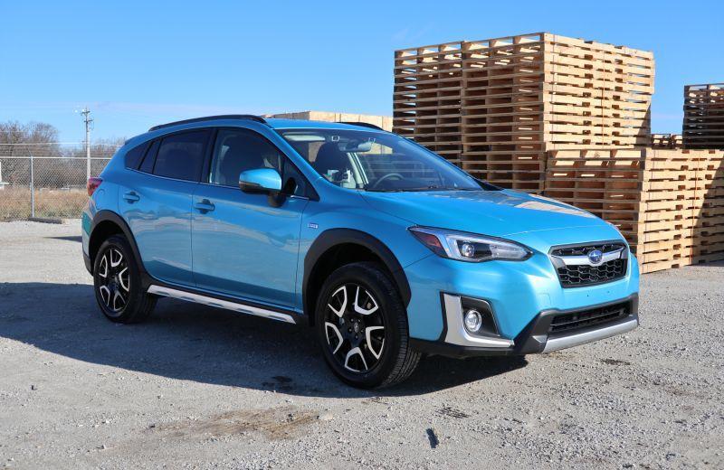 First Drive 2020 Subaru Crosstrek Phev In 2020 Subaru Subaru Crosstrek First Drive