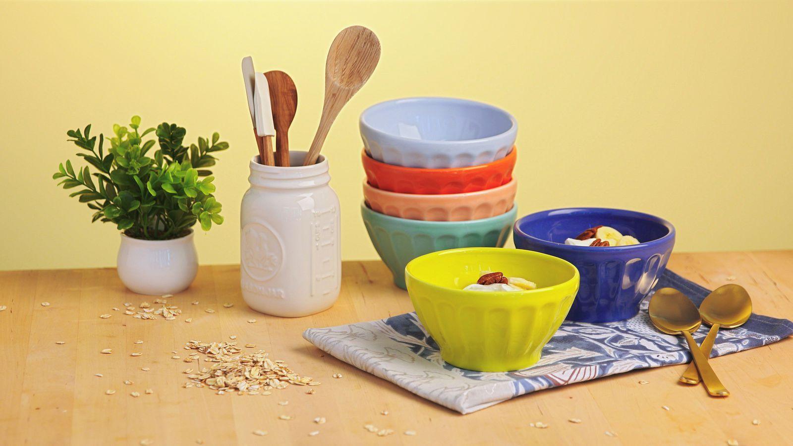 Banana bread oatmeal recipe breakfast comfort foods