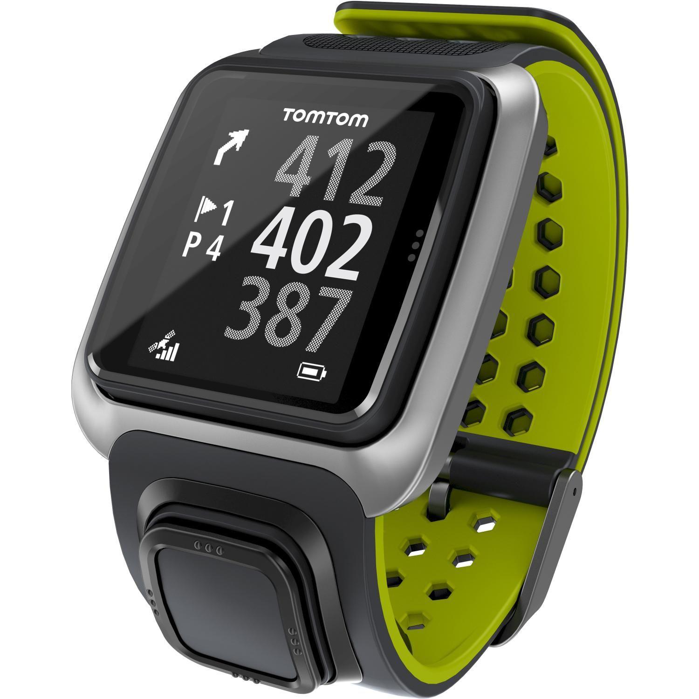 TomTom Golfer GPS Watch Golf gps watch, Gps watch, Golf