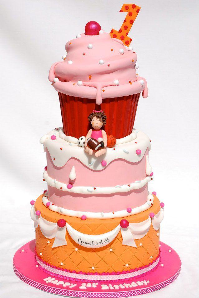 Giant Cupcake Cake By Royal Bakery Cake Cake Cake Cake Cake Cake