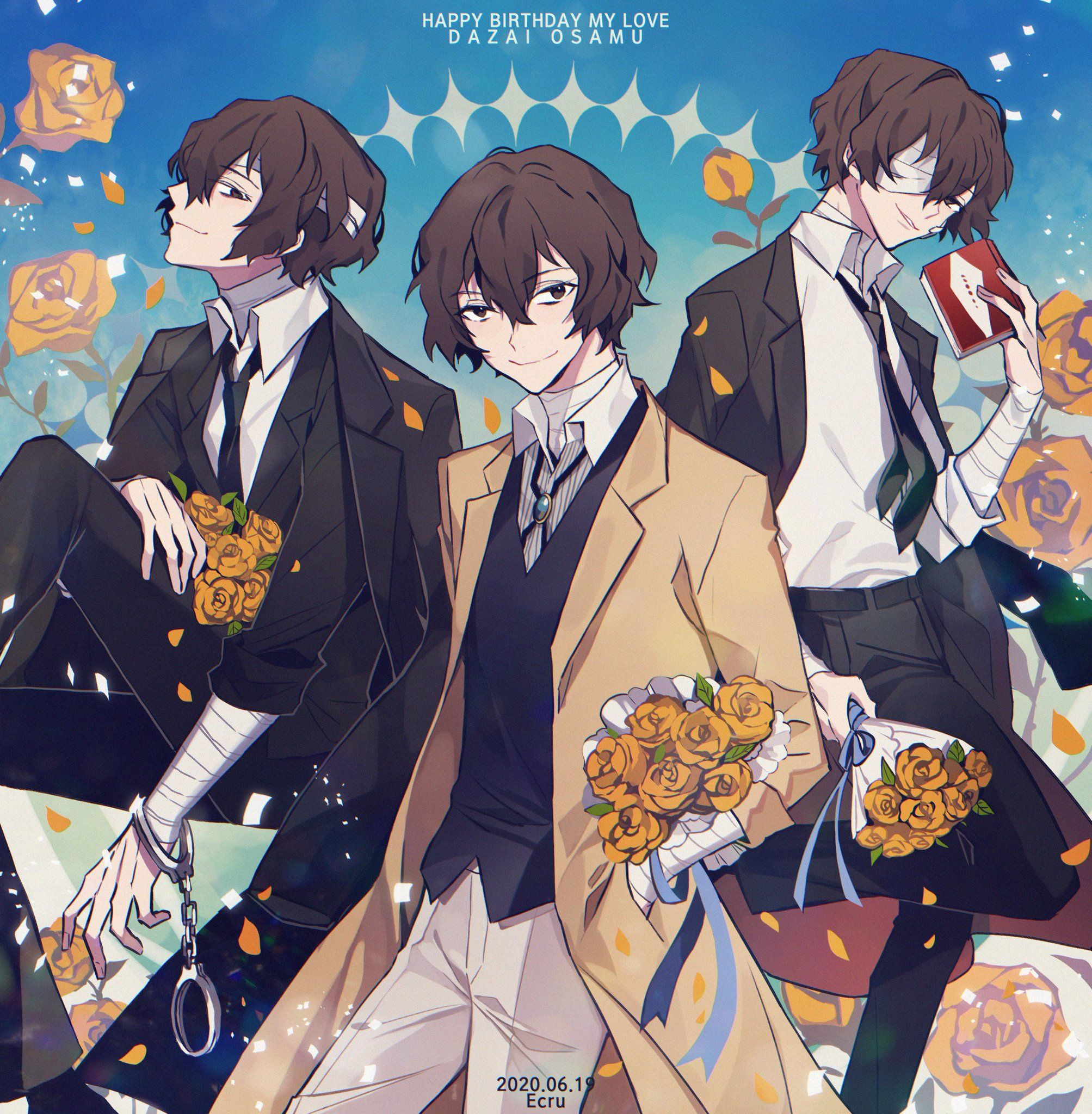 Pin on Bungou Stray Dogs