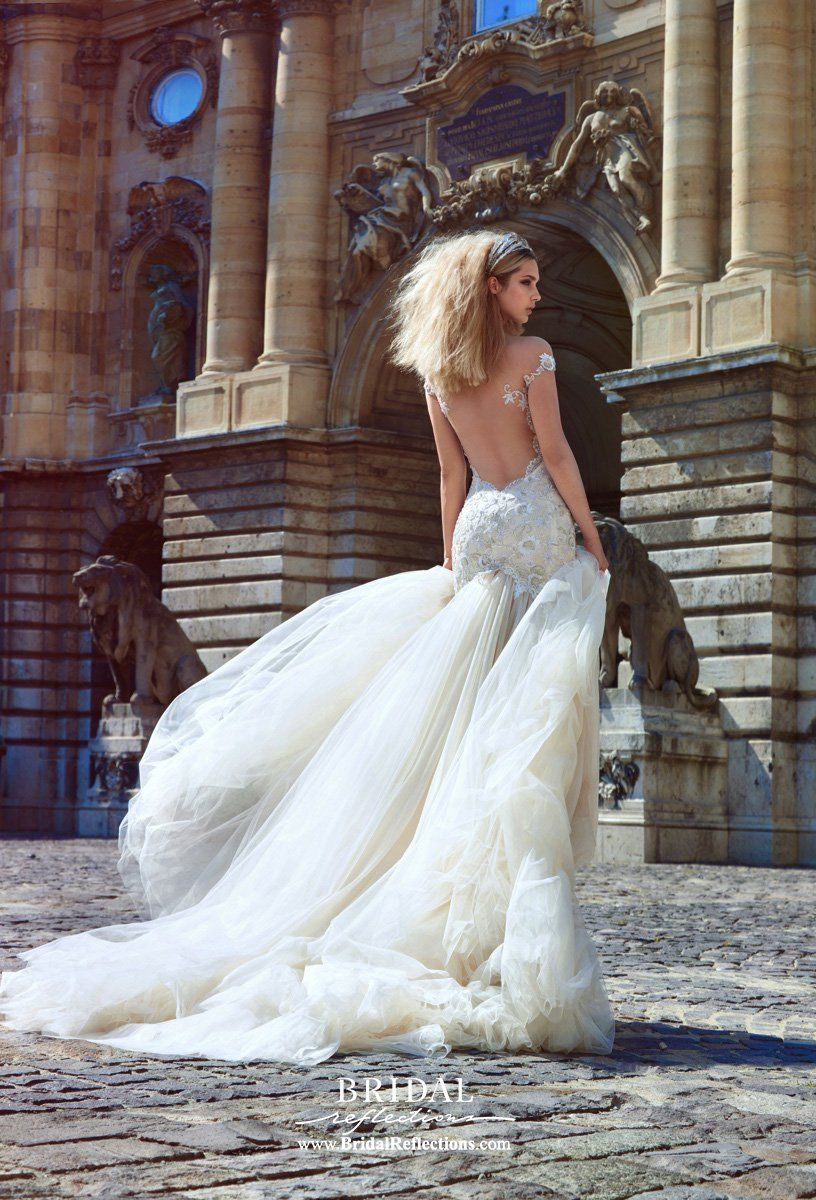 View our Galia Lahav wedding dress collections available at our New York and Long Island bridal salons.