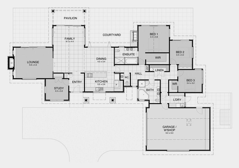 David Reid Homes   Prime specifications  house plans  amp  images    David Reid Homes   Prime specifications  house plans  amp  images   House plans   Pinterest   David  House plans and Home Plans