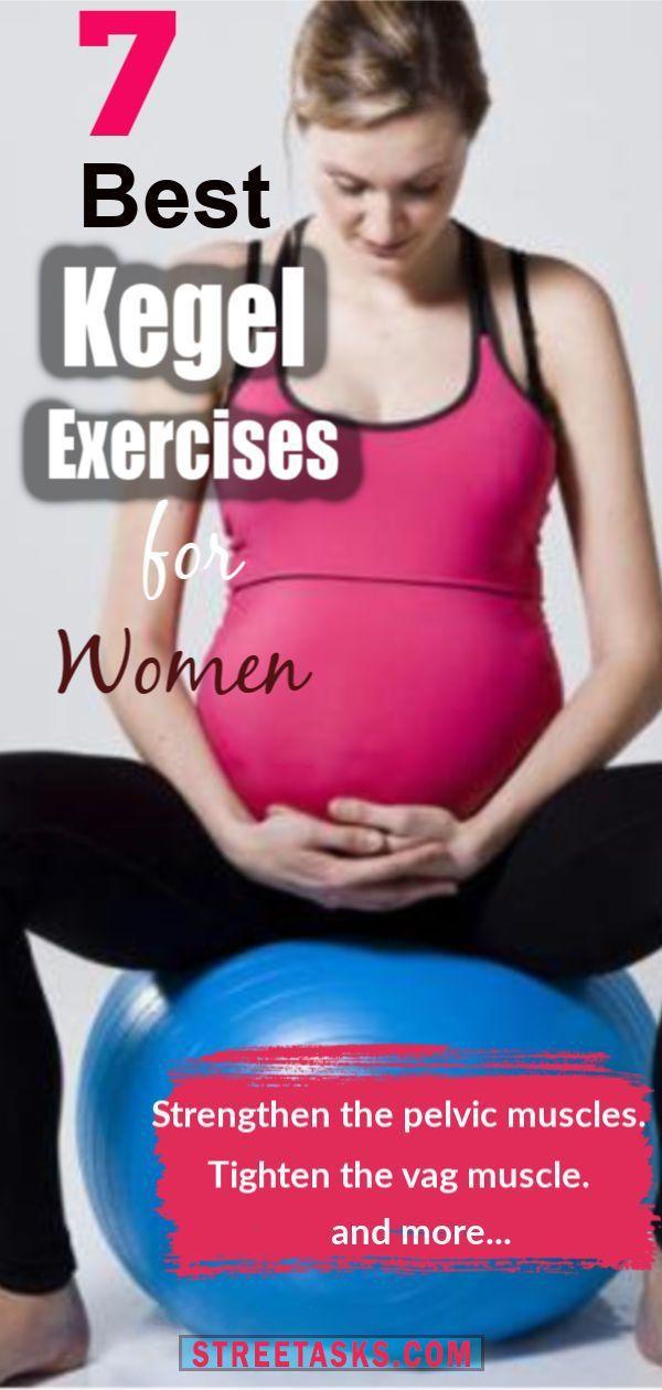 7 Best Kegel Exercises for Women: How to do Kegel ...