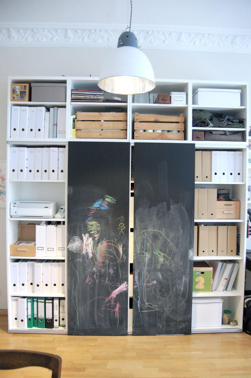 Ikea Schrank mit Tafeltüren icina Pinterest