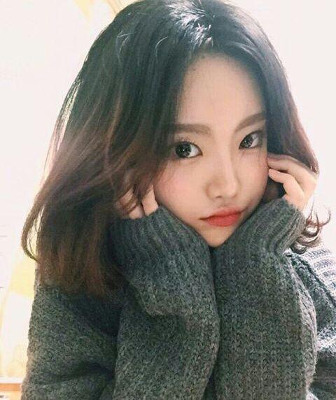 mode, fille, coréen, kpop Coiffure coréenne, Coiffures