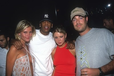 Hovstorian On Instagram Jay Z And May Andersen With Then Couple
