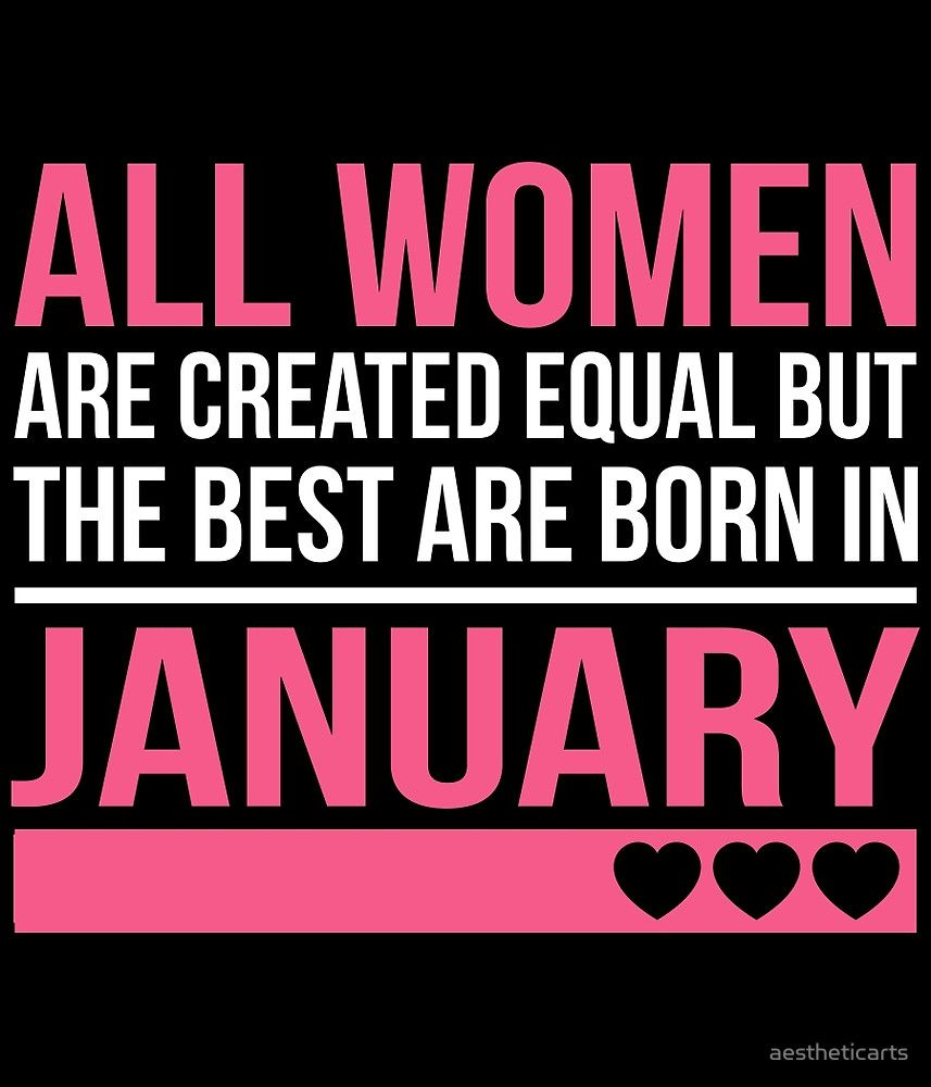 all women are created equal but the best are born in