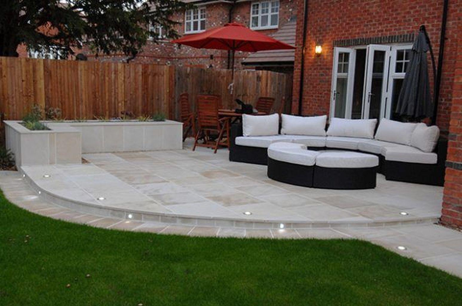 65 Beautiful Spring Garden Ideas For Front Yard And Backyard Landscaping Modern Garden Patio Patio Garden Design Modern Garden Design