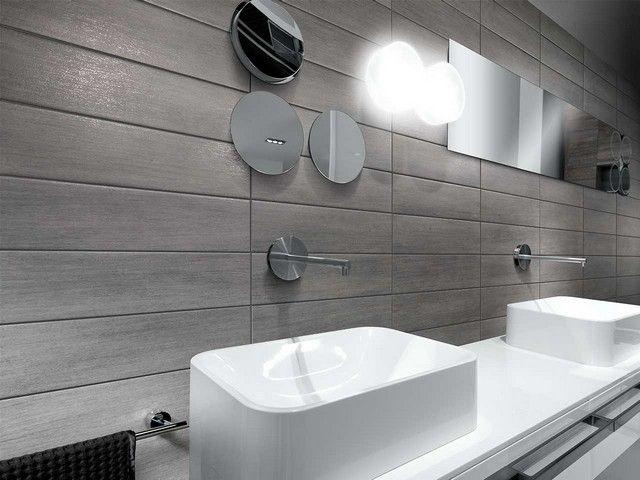 Piastrelle bagno moderno grigio cerca con google casa bagno