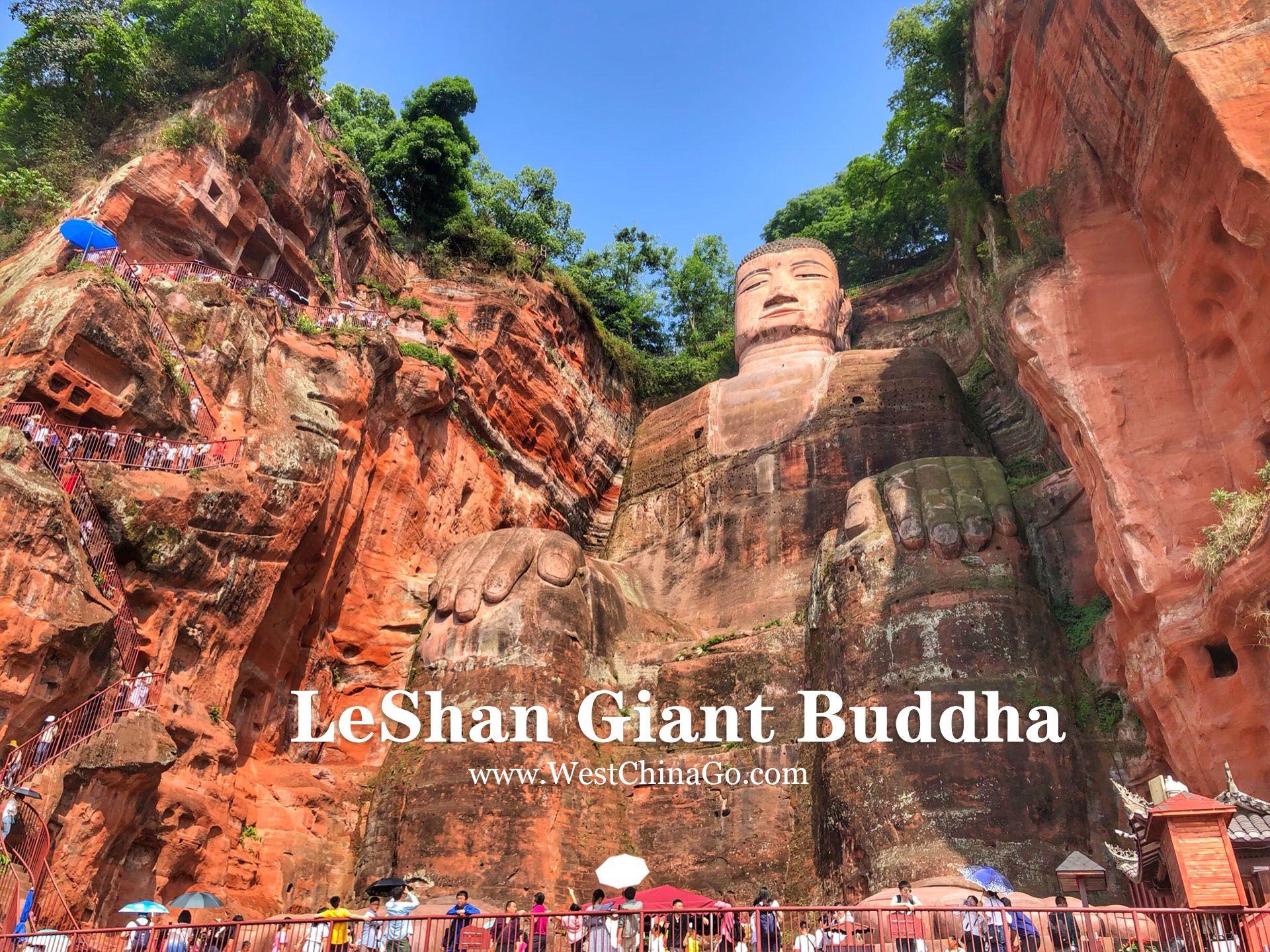 Leshan Giant Buddha Day Tour
