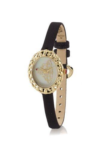 Black Rococo Watch