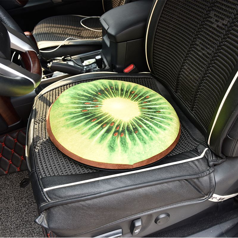 High quality and soft swivel car seat cushion memory foam chair ...