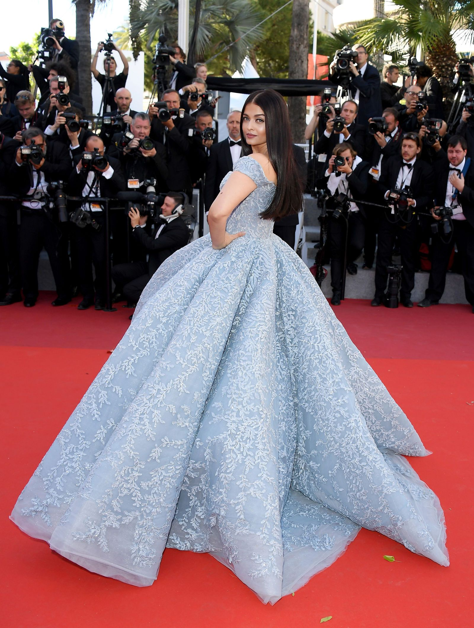 554f0cabda This Real-Life Cinderella Dress Just Won the Cannes Red Carpet ...