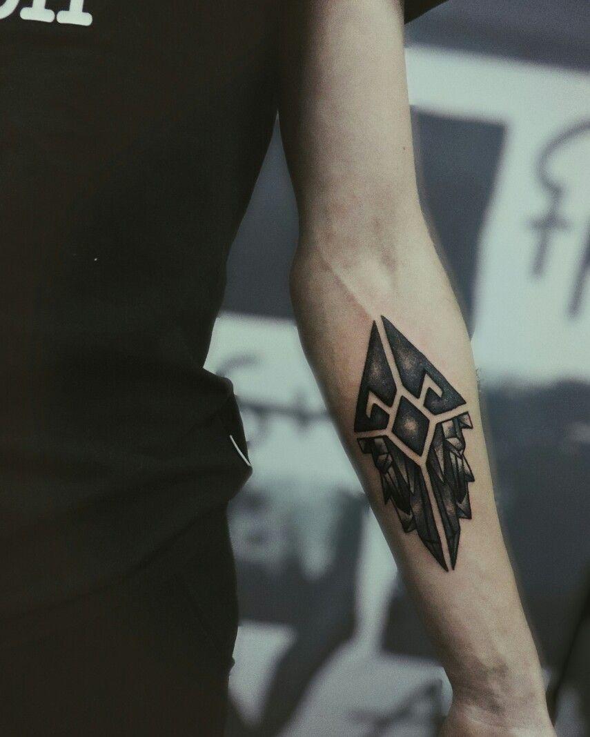 Татуировка геометрия татуировки pinterest