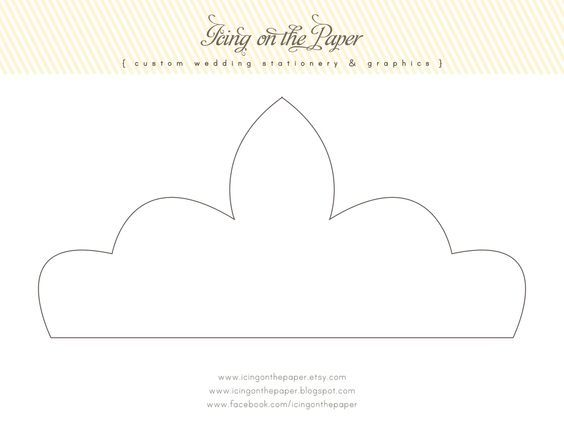 picture regarding Printable Tiaras named printable+crowns+and+tiaras Icing upon the Paper: No cost