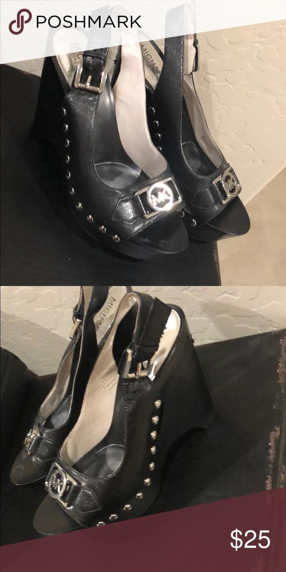 0eed03703ae Michael Kors heals Shoes Michael Kors Shoes Heels