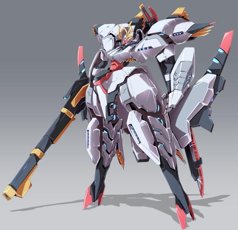 Pin By Newworldfunguy On Robot Mecha Anime Female Robot Robots