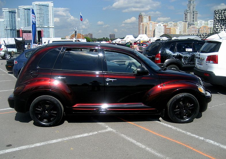 The Russian Painting Pt Cruiser Forum Cruisers