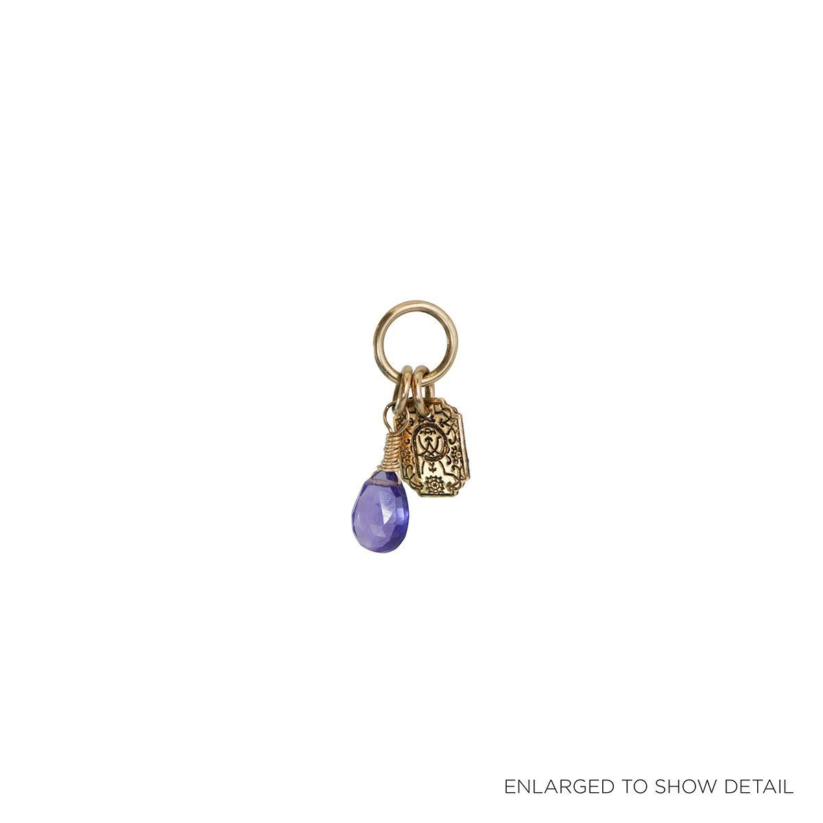 Balance 14k Gold Signature Attraction Charm