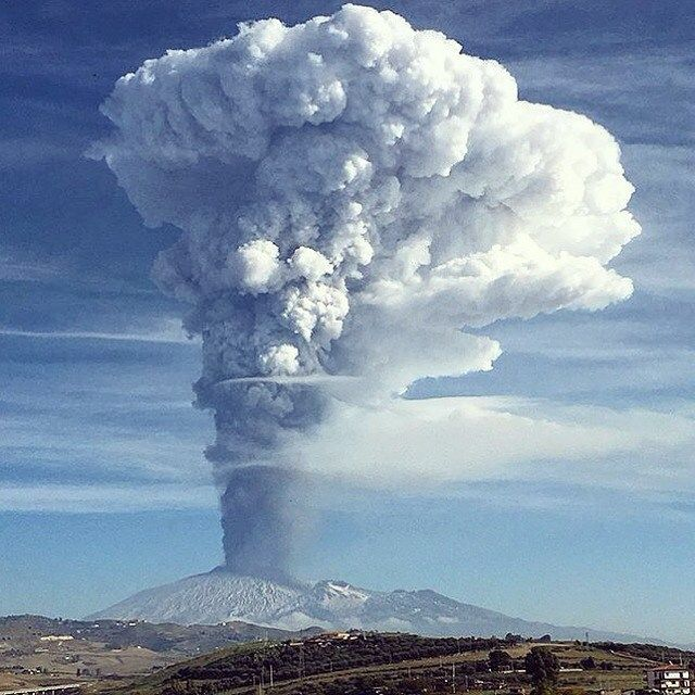 Etna Volcano, Italy ~ Photograph By @zerbnik for @nat.geography ...