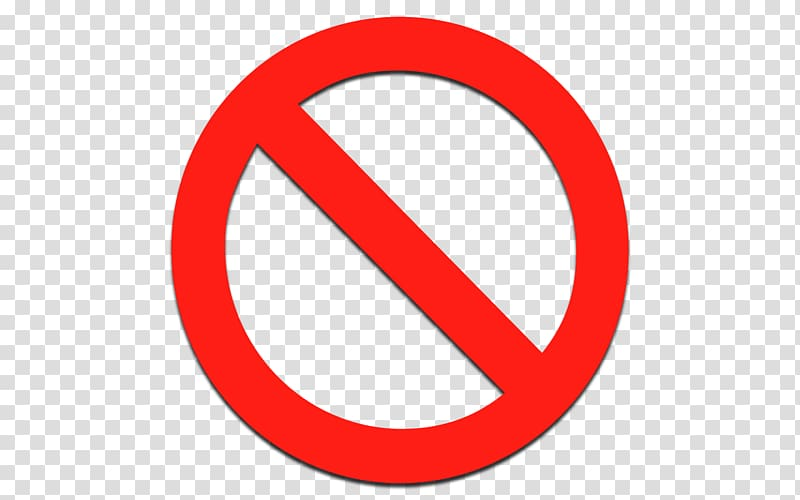 Computer Icons Prohibit Transparent Background Png Clipart Computer Icon Instagram Logo Transparent Facebook Logo Transparent
