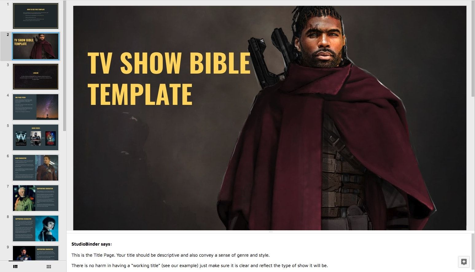 How To Create A Tv Show Pitch Bible That Sells With Free Show Bible Template Pitch Tv Tv Shows Pitch