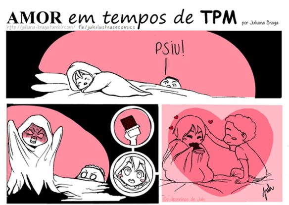 Chocolate e a TPM