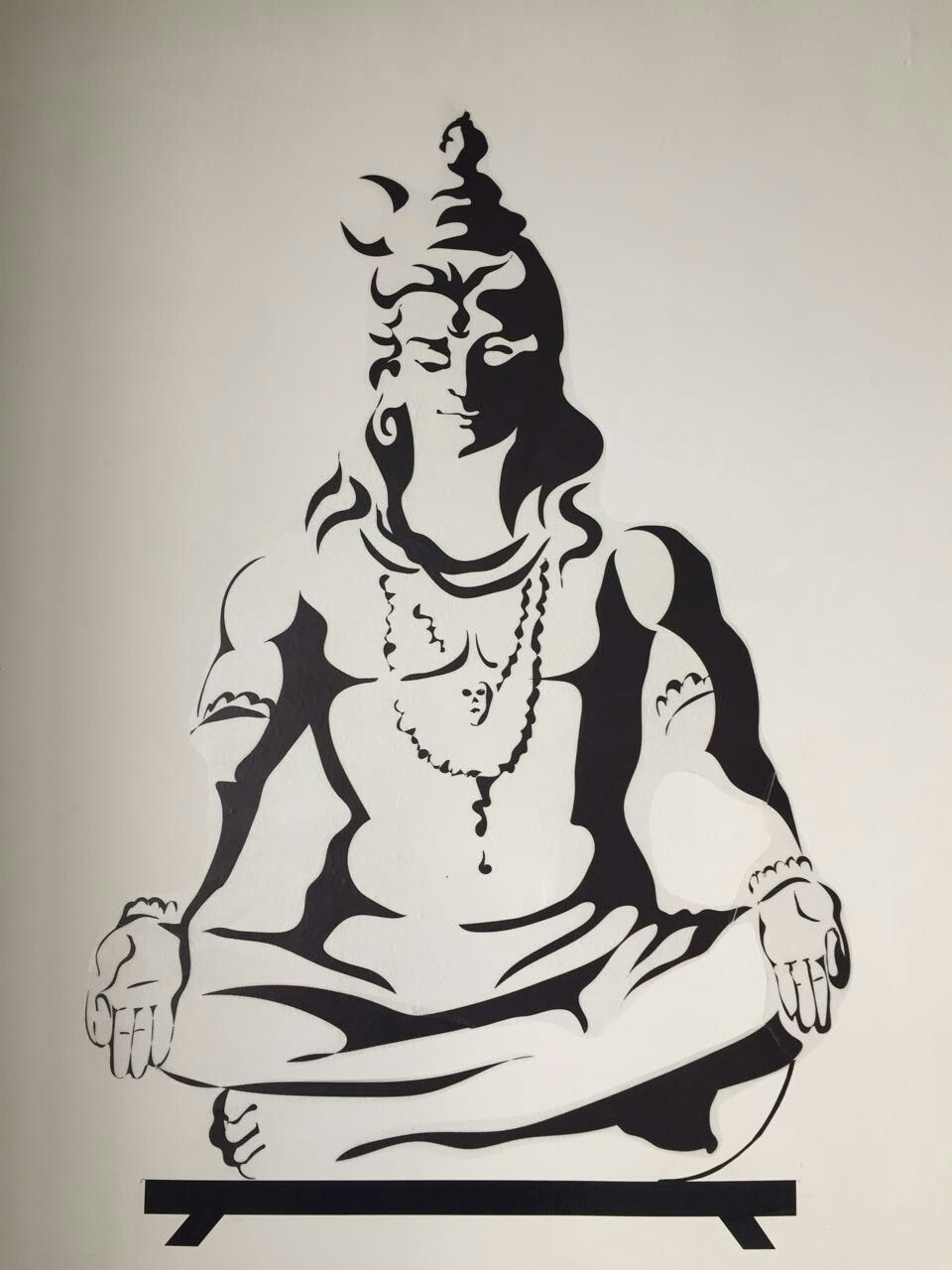 Pin By Renju Redzz On Shiva Shiva Art Lord Shiva Painting
