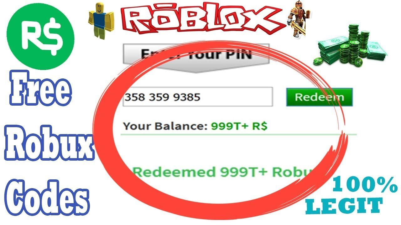 Roblox robux free robux codes free roblox codes new