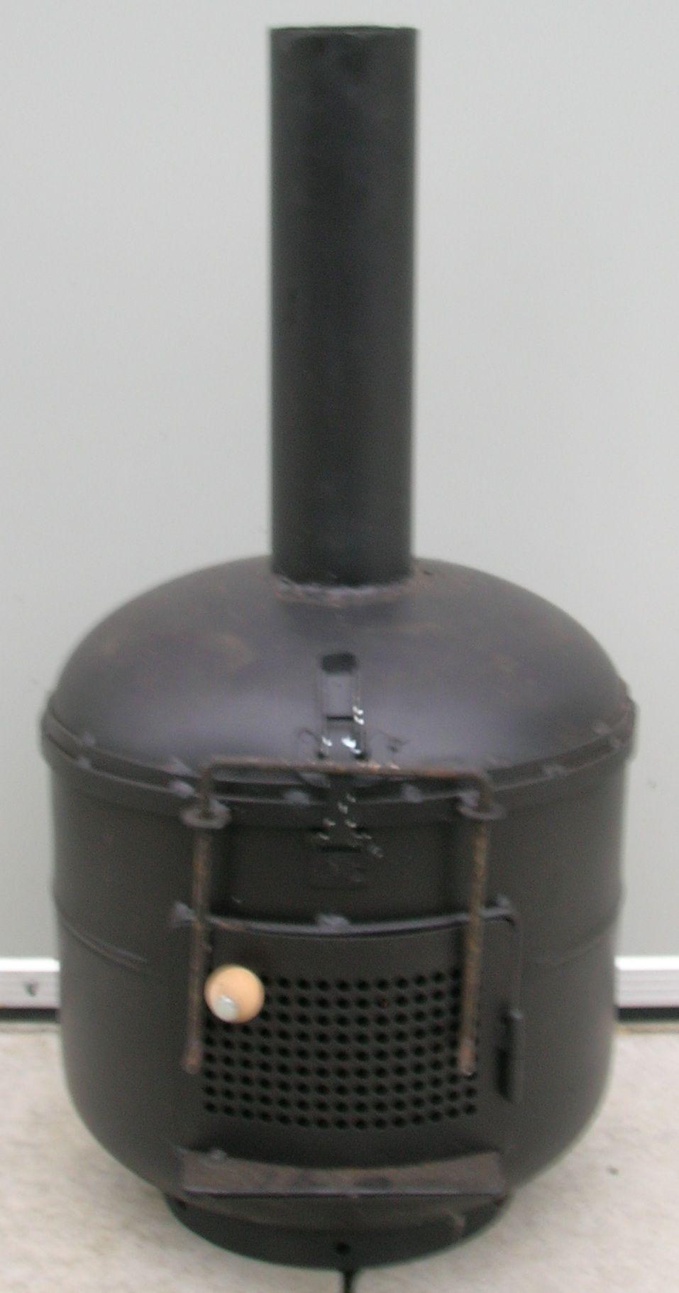 Little Hot Shot Burner Jardineria Metodo
