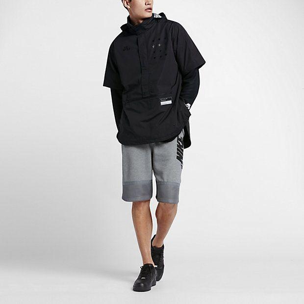 3c632009921c Nike Air Men s Short Sleeve Jacket