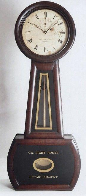 Howard & Davis No.1 Regulator. Wall clock.