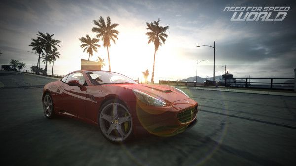 Awesome But Theres No Ferraris In Nfs World Need For Speed