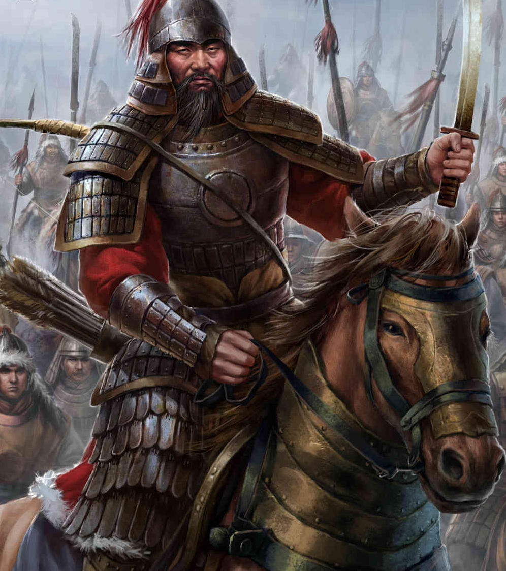 a biography and heroism of genghis khan a mongolian warlord Genghis khan came to the time in his life where he needed a wife.