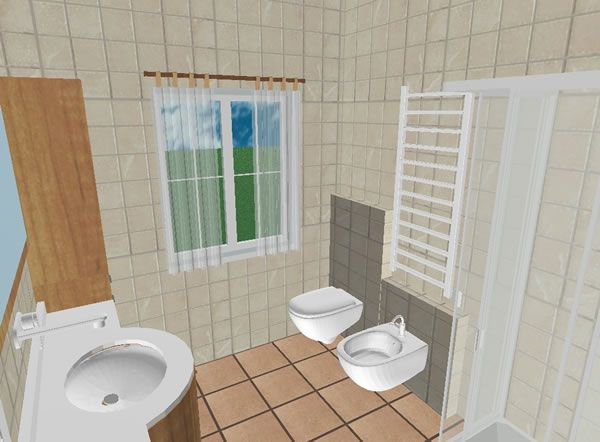 Awesome Progettare Bagno 3d Online Gallery - New Home Design 2018 ...
