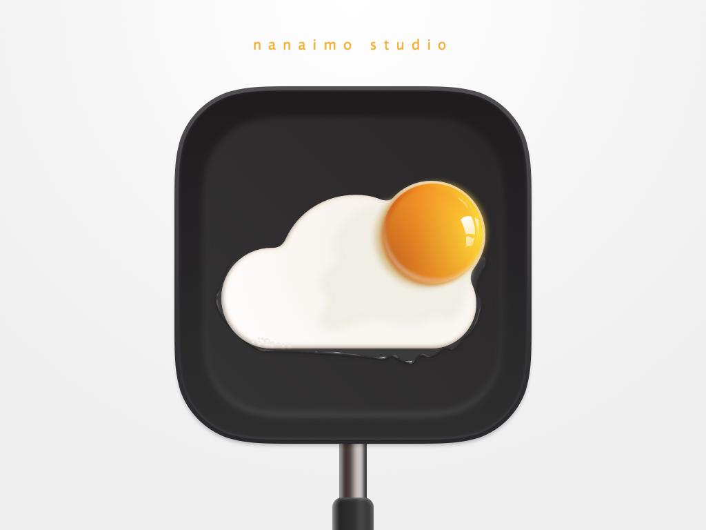 Dribbble Egg Png By Nanaimo Studio Egg Logo Kitchen Logo Egg Art