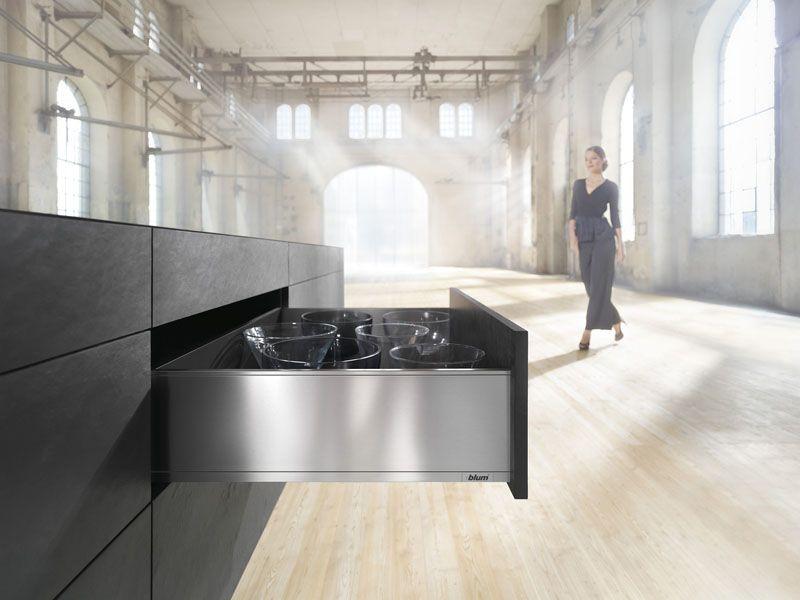 Ballerina Küchen - Legrabox von Blum