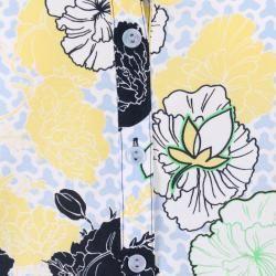Bluse mit Blumen-Print Rabe #frühlingblumen