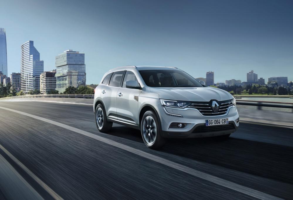 Renault Koleos Returns With Debut In Beijing New Renault Cars