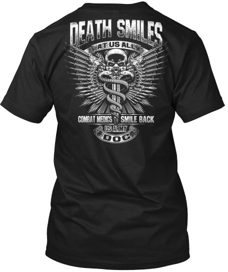 Limited Edition 68W Combat Medic Shirts