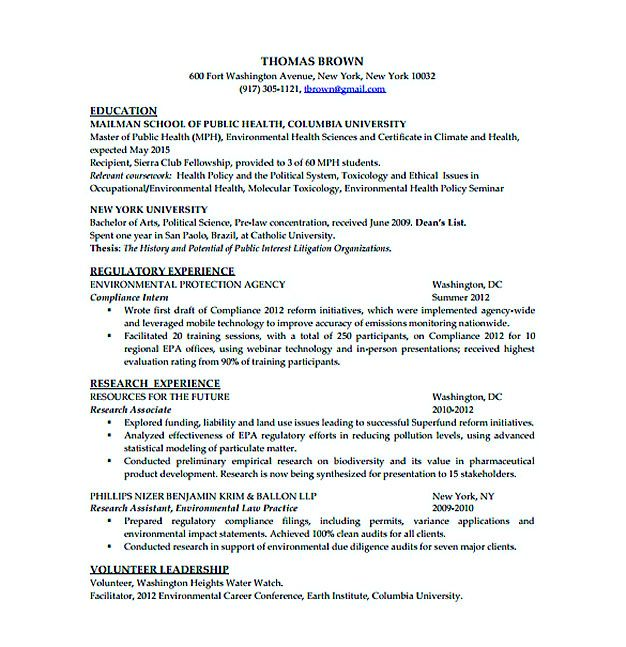 Cool Best Data Scientist Resume Sample To Get A Job  Resume