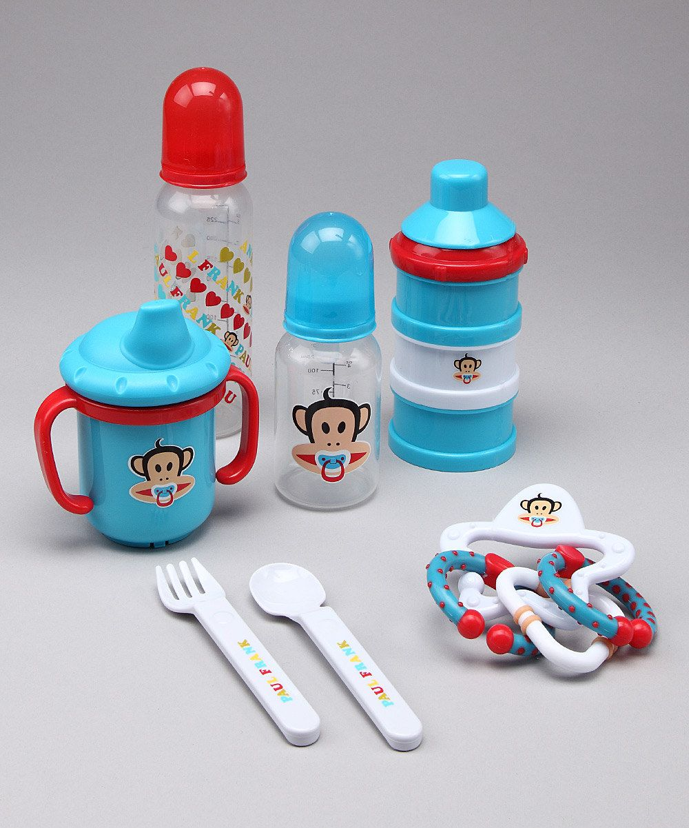 Paul Frank Meal Time Gift Set $22.99 http://www.zulily.com/invite/dnet219
